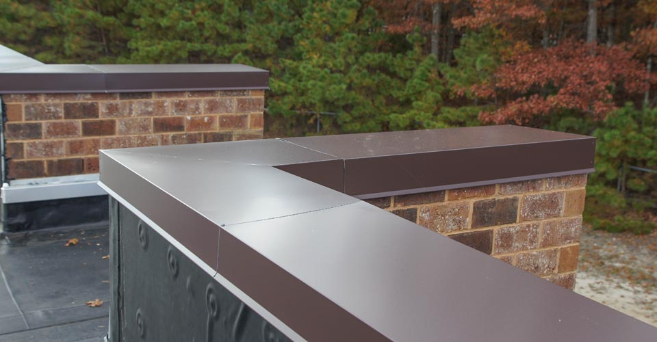 Metal Coping Systems In Pa Bensalem Metal